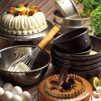 食品夹 托盘 蛋糕塔 轮刀 打蛋器 杯 勺  转台 披萨盘 派盘 挤花袋 花嘴 面杆 11