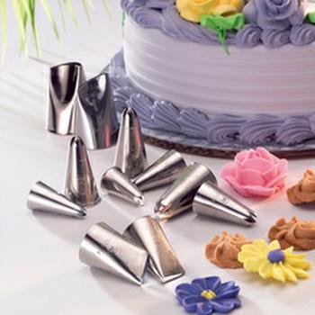食品夹 托盘 蛋糕塔 轮刀 打蛋器 杯 勺  转台 披萨盘 派盘 挤花袋 花嘴 面杆 13