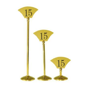 瑞瑜宝 扇形 冠形 圆形 台号牌 01